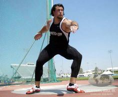 Weight training for throws
