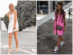 Vestidos Neon, Vestidos Zara, 30 Outfits, Summer Outfits, Summer Clothes, Shirt Dress, Crop Tops, Casual, Shirts
