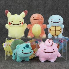 1pcs Pikachu Charmander Squirtle Bulbasaur Clefairy Ditto Metamon Kawaii Plush keychain keyring Toy Soft Stuffed Doll #>=#>=#>=#>=#> Click on the pin to check out discount price, color, size, shipping, etc. Save and like it!