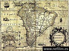 Mapas antiguos realizados de manera enigmática                                                                                                                                                      Más