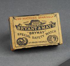 Matchboxes Vintage Packaging, Vintage Paper, Paper Goods, Match Boxes, Period, British, Antique, Google Search, Modern