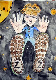 Fagervikslyra: Roliga bilduppgifter Art Ideas For Teens, Art For Kids, Basic Drawing For Kids, Elementary Art Rooms, Jr Art, Middle School Art, Elements Of Art, Art Lesson Plans, Painting For Kids