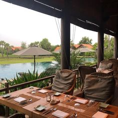 Set within 8 acres of lush gardens, lemon-grass meadows and rice paddies, this elegant retreat is a gateway to the Angkor Heritage. Pieces of handmade furniture, such as the carved-wood headboards and lime-finished freestanding wooden baths in the villas, blend seamlessly with antiques picked from local markets #cambodia #originalsenses Wood Headboard, Headboards, Wooden Bath, Lush Garden, Travel News, Angkor, Carved Wood, Handmade Furniture, Lemon Grass