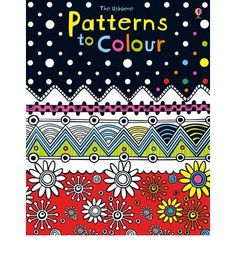 Filled with rich patterns to colour in, this book includes many patterns that come with suggested colour schemes but children are free to follow them as closely or as loosely as they please. It includes tips on matching colours and the different effects they create on the page to help make each pattern a work of art.