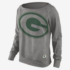 Nike Wildcard Epic (NFL Packers) Women's Sweatshirt