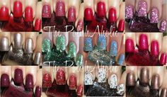 OPI Holiday 2011 Muppets Collection Swatches!
