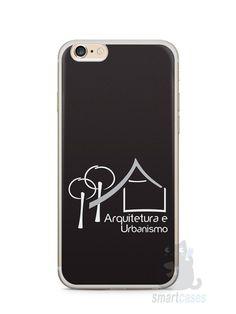 Capa Iphone 6/S Plus Arquitetura #3 - SmartCases - Acessórios para celulares e tablets :)