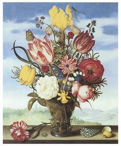 Hearts and Trees: Still Life Art Show