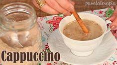 Receita para vocêfazer Cappuccino Caseiroe se preparar para o friozinho que vem por aí com uma bebida quentinha e gostosa. Eu gosto dessa receita porque ela é menor, eu fracionei aquela original …
