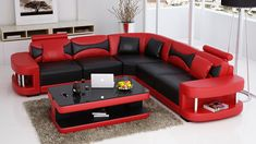 2019 Modern Sofa Designs, Modern Furniture and Design Trends for 2019 Sofa Bed Living Room, Living Room Sofa Design, Bedroom Furniture Design, Sofa Furniture, Living Room Designs, Leather Furniture, Furniture Sets, Corner Sofa Design, Modern Sofa Designs