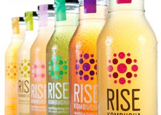 You have to try this drink! It is called Kombucha Rise! Really healthy for you and tastes A-M-A-Z-I-N-G!