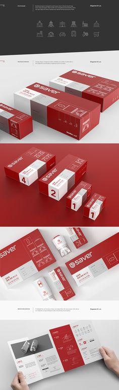 5aver Evacuation Mask Brand Experience Design on Behance
