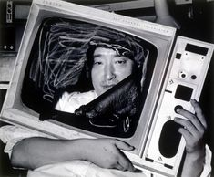 The Father of Video Art.