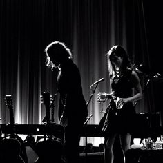 John Paul White and Joy Williams. The Civil Wars.