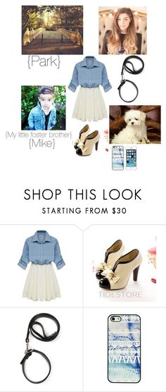 """""""Going to the Park and My little Foster brother Mike"""" by miranda-x ❤ liked on Polyvore featuring Atwell, Fleet Ilya and BlissfulCASE"""