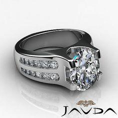 Engagement Rings Channel Set, Unique Diamond Engagement Rings, Unique Rings, Oval Diamond, Diamond Rings, Beautiful Gold Rings, Jewelry Rings, Jewellery, Fashion Rings
