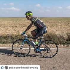 #Repost @paolopennimartellicycling with @repostapp.  Just a prefect day.  #paracyling #paralympics #paracycling2016 #uci_paracycling #cycling #bike #fixedgear #passion #instagram #instadaily #inspiration #worldchampion @inverseteams @cojocabron @catlikehelmets #road #roadbike #fields @bh_bikes by genesis_cycling_team