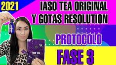 COMO TOMAR LAS GOTAS RESOLUTION y Iaso Tea Original FASE 3 Actualizado ... The Originals