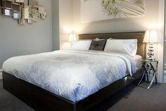 Luxe bedroom furniture