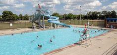 Great pool at Norwood Park!