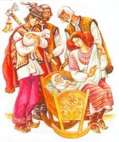 All Things Ukrainian - Art - Rizdvo / Ukrainian Christmas Christmas In Ukraine, Ukrainian Christmas, Christmas Art, Ukrainian Art, Love Stamps, My Heritage, Mail Art, Stamp Collecting, Postage Stamps