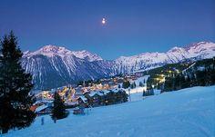 Couchevel , France Visit www.elegantski.com - French Alps