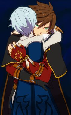 """Sormik ★ Tales of Zestiria Sorey looks like: """"if you touch him, or hurt him, you're dead..."""""""