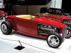 America's Most Beautiful Roadster - Hot Rod Hall of Fame