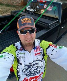 SPECIAL FAT TOE ANNOUNCEMENT!!!! We are very excited and pleased to announce that we have welcomed Semi-Professional Bass Angler STEVE CRAIG into the FAT TOE family!! We will be officially sponsoring him for the 2017-2018 fishing season. He will be sporting our awesome FAT TOE FISHING APPAREL!! Steve's hard work has enabled him to be backed by some of the biggest and best names in the industry. He will be competing in some of the most pristegious Professional Bass Tournaments this year. He…