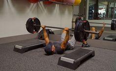 Vil du bli sterkere i benkpress