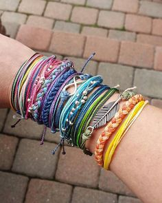 CONTEST!! How many Pura Vida Bracelets are in your collection? Tell us in the comments below for your chance to win!
