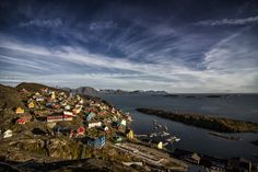 Kangaamiut, West Greenland
