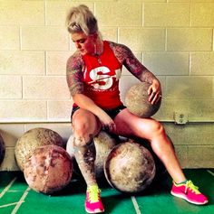 Talia, you've been training for powerlifting and strongman meet for many years now. In fact, we've even lifted in the same competition a few times. What's your best advice for women looking to buil...