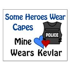 My Husband S Hero Police For The Pinterest Wife And Life