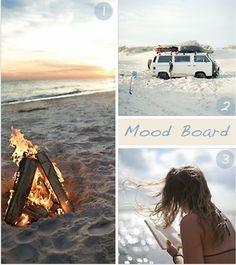 Around Minetta: Mood Board #1