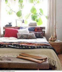 Minimalist boho  | ... Bohemian Minimalist Bedroom The Most Elegant bohemian minimalist