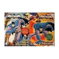 Brave And The Bold 2pc Batman Coloring Activity Book 2pcs By Bendon 799 May Come As Very Similar Or Assorted Designs From Picture Includes 2