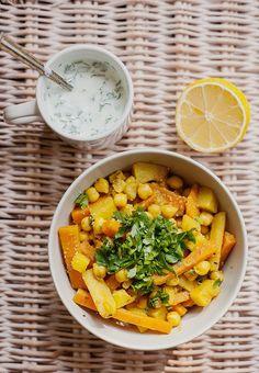 warzywa po marokańsku