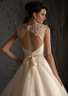 Look fabulous for less!  New, Never Worn or Altered wedding dresses at low prices - www.BridalOutletofAmerica.com