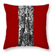 Father Throw Pillow by Carol Rashawnna Williams