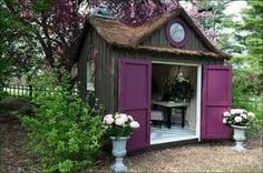 5 Do-It-Yourself Tips for Garden Shed Designs #diy #garden #sheds #home design