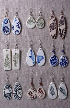 30 easy diy polymer clay beads ideas (10) #FashionJewelry #jewelryideas
