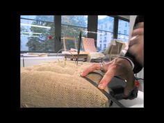 18-Le piquage des angles - BAC PROFESSIONNEL TAPISSERIE BOULLE LPMA