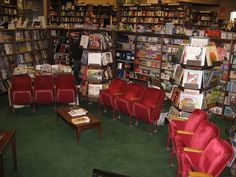 Tattered Cover Book Store in Denver, CO