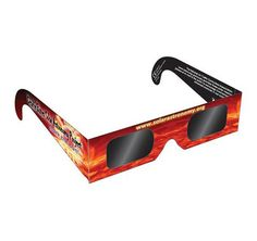 Charlie Bates Solar Eclipse Glasses