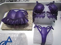 3D Printed Clothes for BJD by RMLBJD.deviantart.com on @deviantART #bjd #3dprinter #3dprint #balljointeddoll #doll
