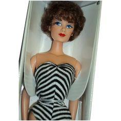 Retro Charisse Doll Paul David & Mikelman MiB Free P&I US Buyers Vintage Barbie Dolls, Strapless Dress, David, Retro, Lady, Free, Fashion, Moda, Fashion Styles