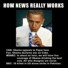 The truth about the news...