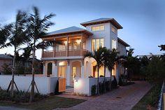 elegant key west sytle kitcvhen   ...   Seaside Builders   Delray Beach   FL   Florida Design Magazine