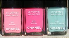 these polishes are making us wish for spring already